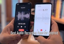 Best Audio Recording Apps for Android - Best Voice Recording App to Download on Android Phones