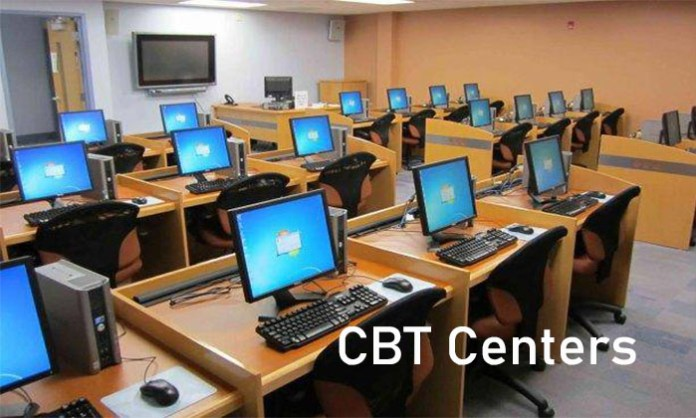 CBT Centers - Joint Admissions and Matriculation Board Examination Centers