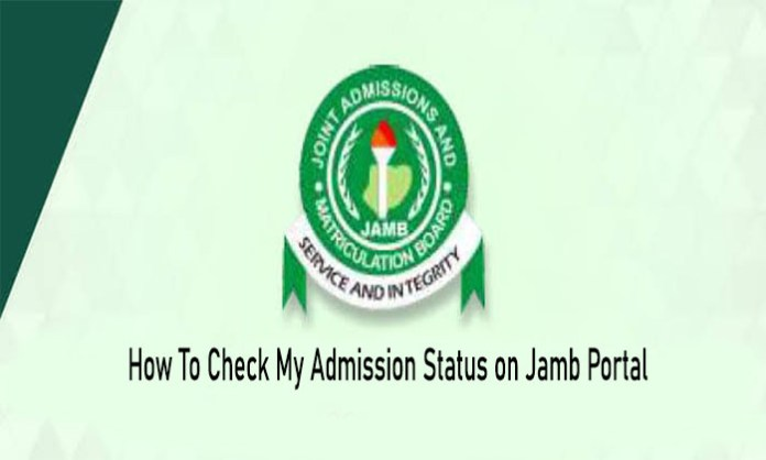 How To Check My Admission Status on Jamb Portal: 3 Easy Steps to Check Your Admission Status on Jamb Portal