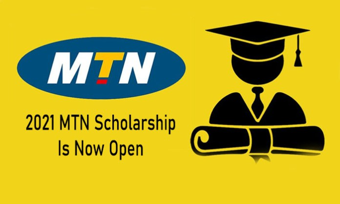 2021 MTN Scholarship Is Now Open: MTN Scholarship Portal for 2021 Now Open Apply Now