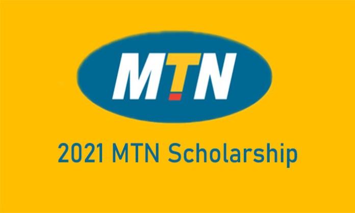 2021 MTN Scholarship - MTN Foundation Scholarship Application Process