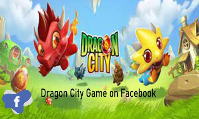 Dragon City Game on Facebook - Facebook Games | How to Play Dragon City Game on Facebook