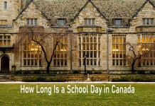 How Long Is a School Day in Canada: Canada Daily School Hours