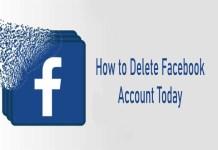 How to Delete Facebook Account Today - Delete Facebook Account Permanently   Facebook Delete Account
