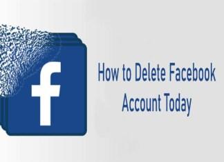 How to Delete Facebook Account Today - Delete Facebook Account Permanently | Facebook Delete Account
