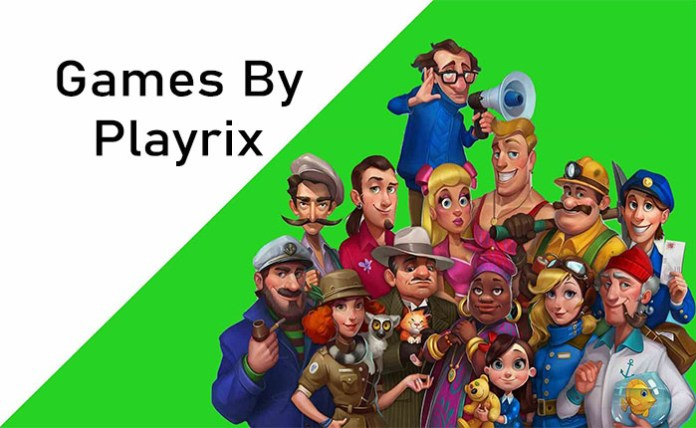 Games By Playrix - Download Free Playrix Games on PC and Android on Playrix.com