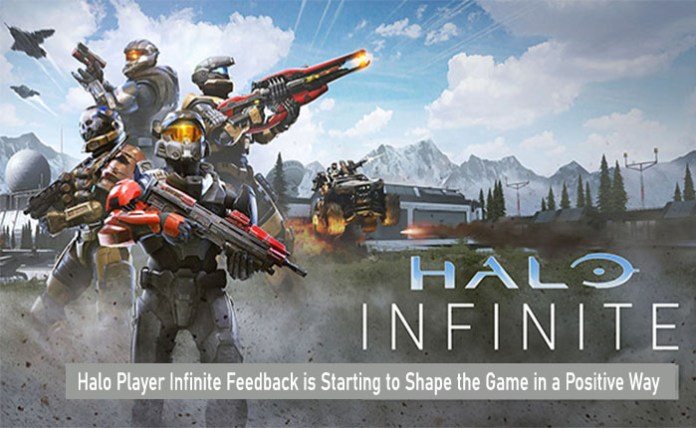 Halo Player Infinite Feedback Is Starting to Shape the Game in A Positive Way: Halo Player Infinite Feedback