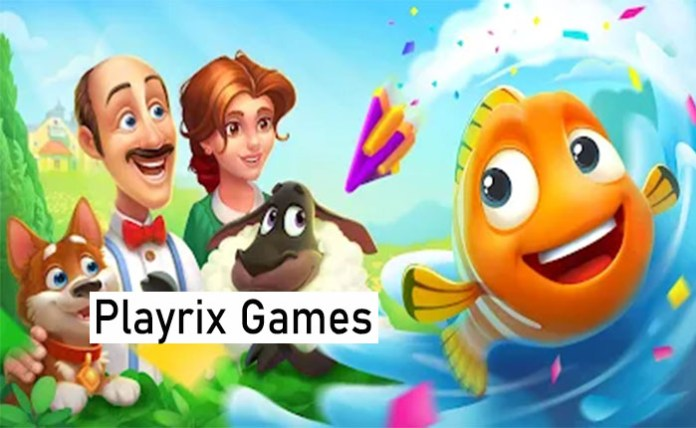 Playrix Games - Playrix Entertainment and Playrix Games Developer Free-to-play Mobile Games
