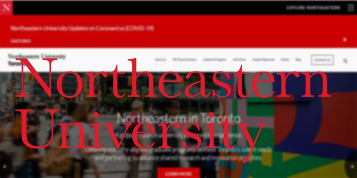 Northeastern University Canada