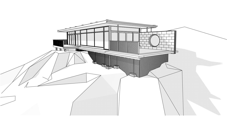 bowen modern house