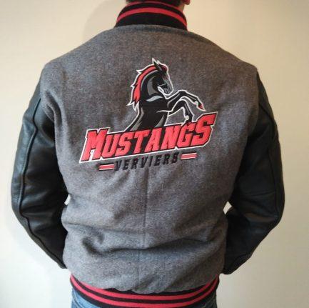 Teddy Original Mustangs Tedddy-jacket.com