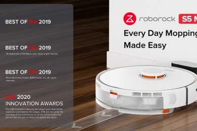 Roborock S5 Max precise Wet and Dry Robot Vacuum Cleaner