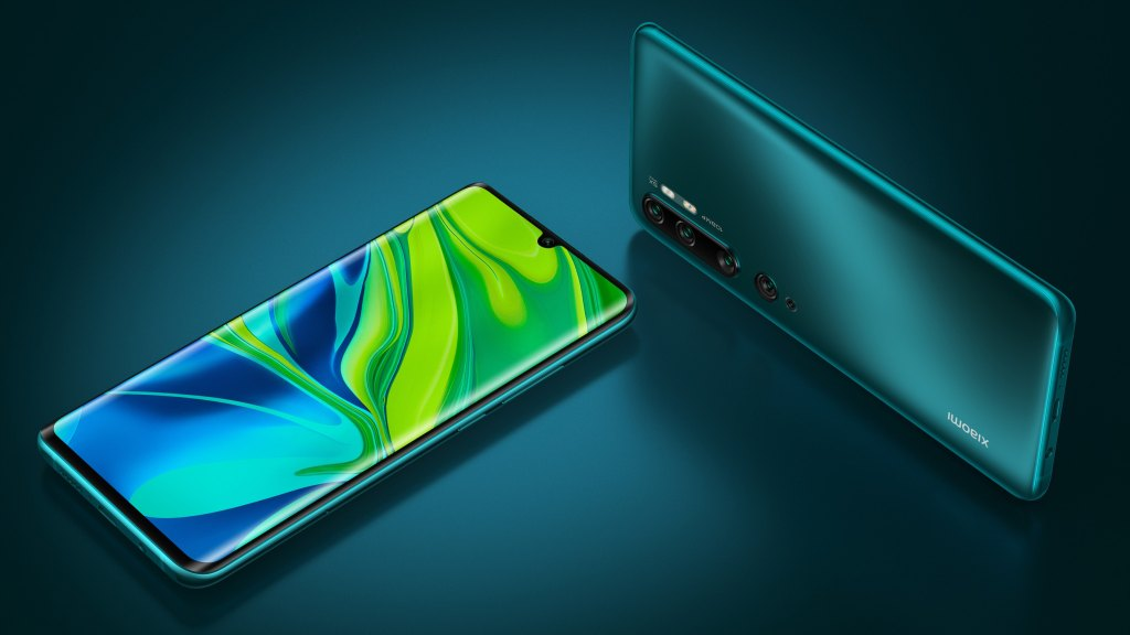Screen - AMOLED - 3D curved