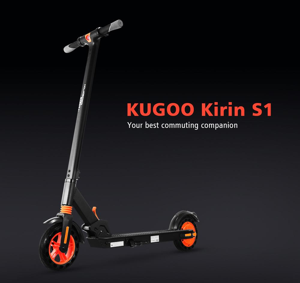 electric scooter kugoo