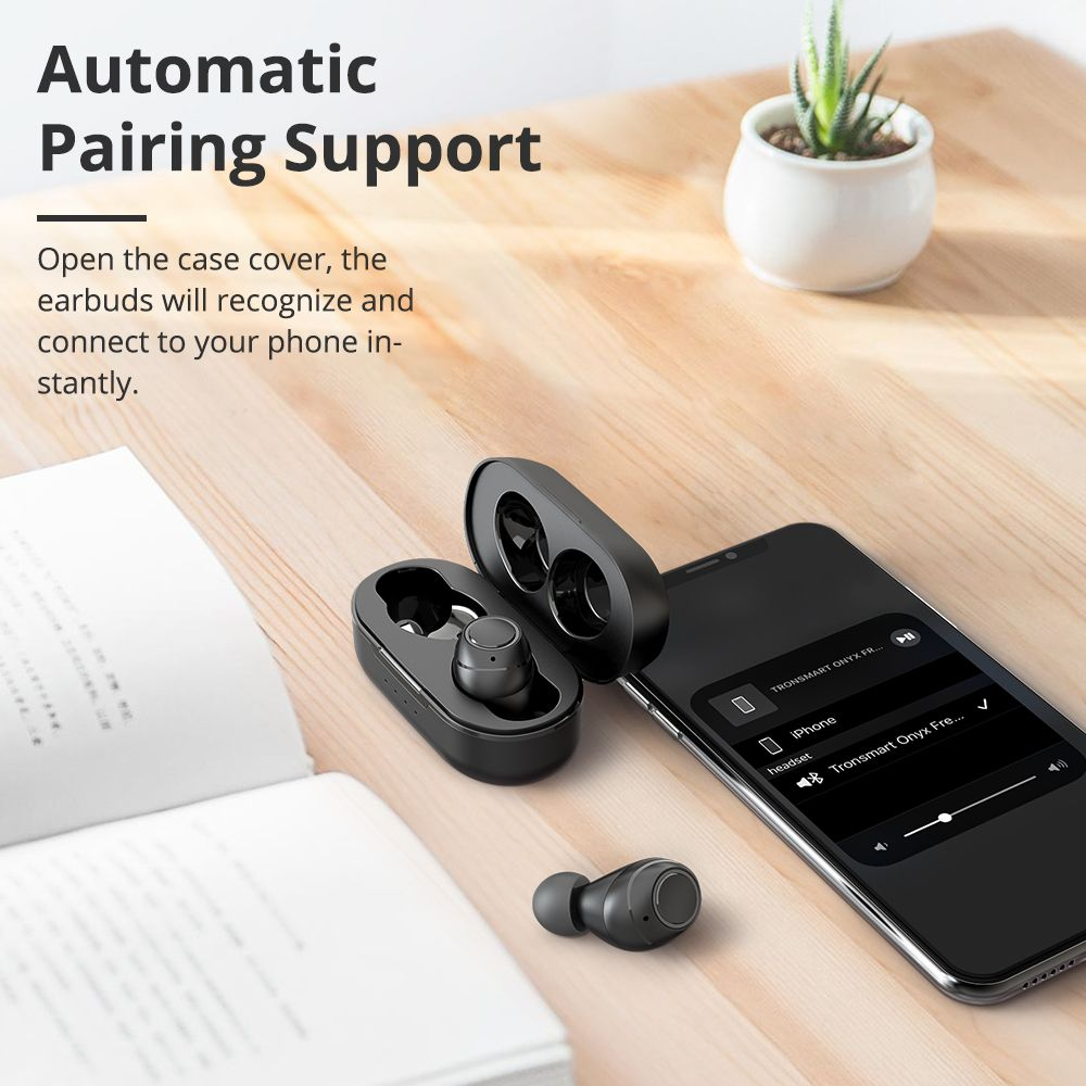 auto pairing support