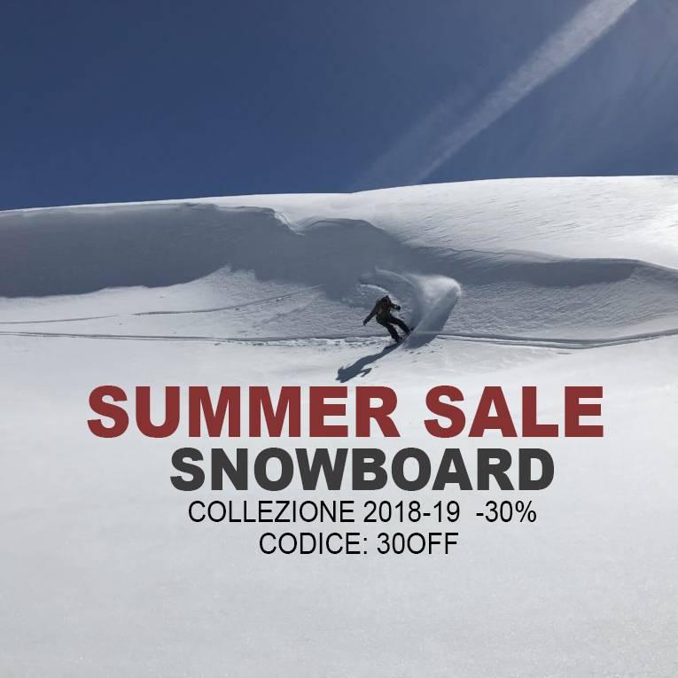 Saldi Snowboard