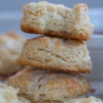 Homemade Buttermilk Biscuits-16