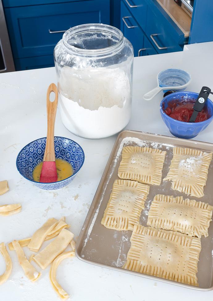 Homemade Pop-tarts Recipe