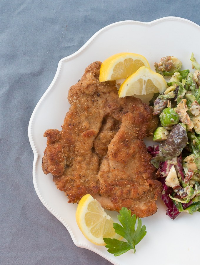 Bad and Bougie: The New York Times' Chicken Scaloppine