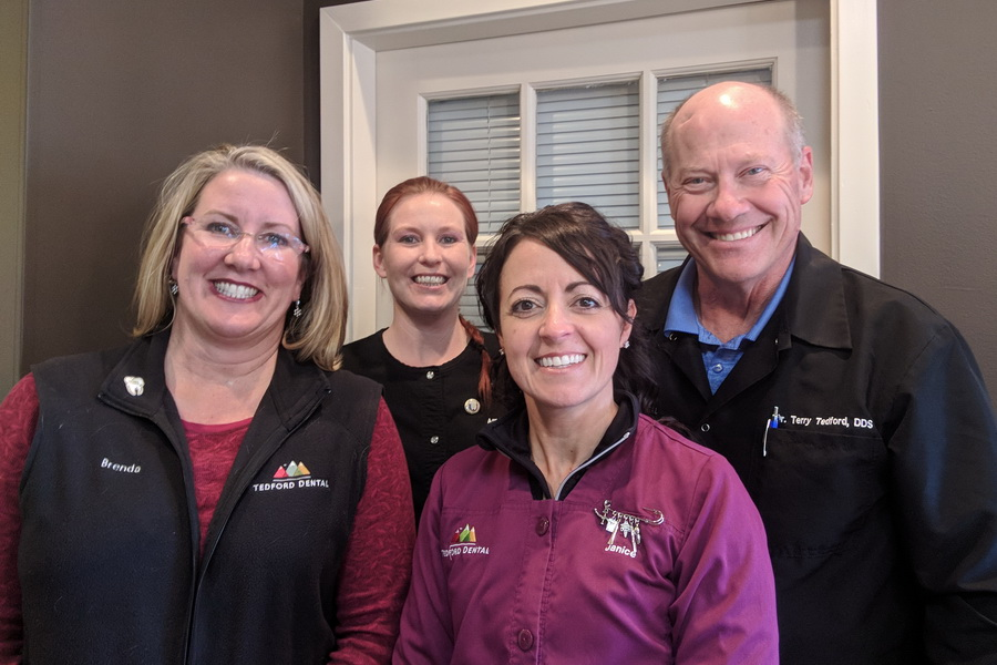 Tedford Dental - Team