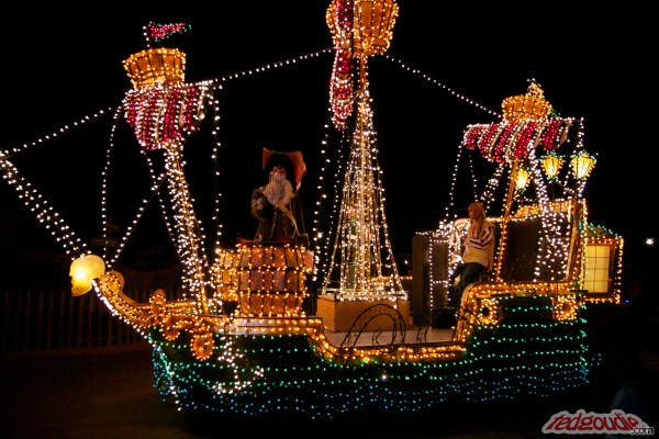 Main Street Electrical Parade at Magic Kingdom