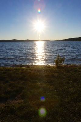 Walloon Lake Sunset