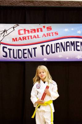 Chan's Tae Kwon Do Tournament