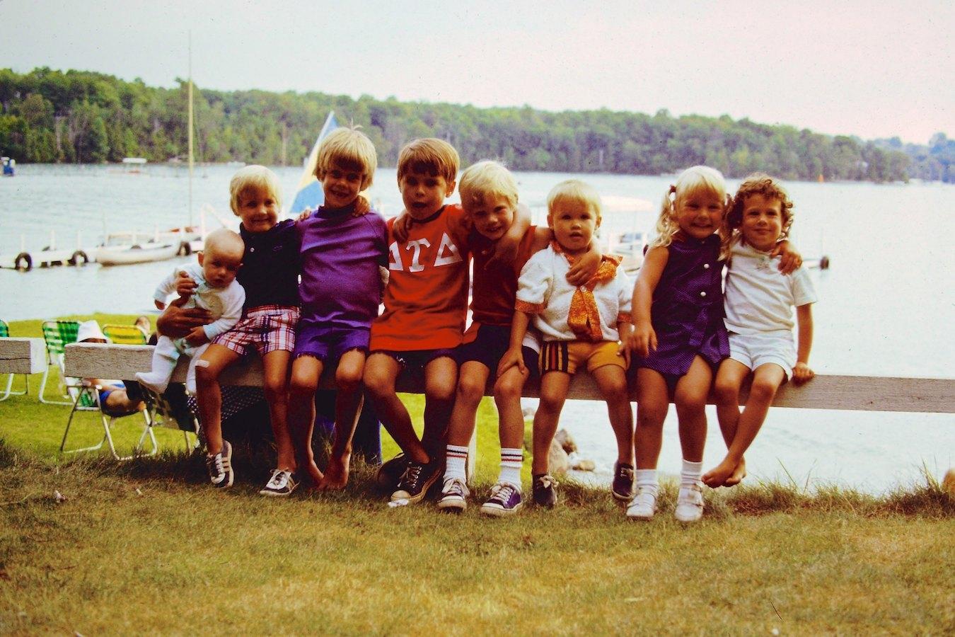 Walloon Lake 1974