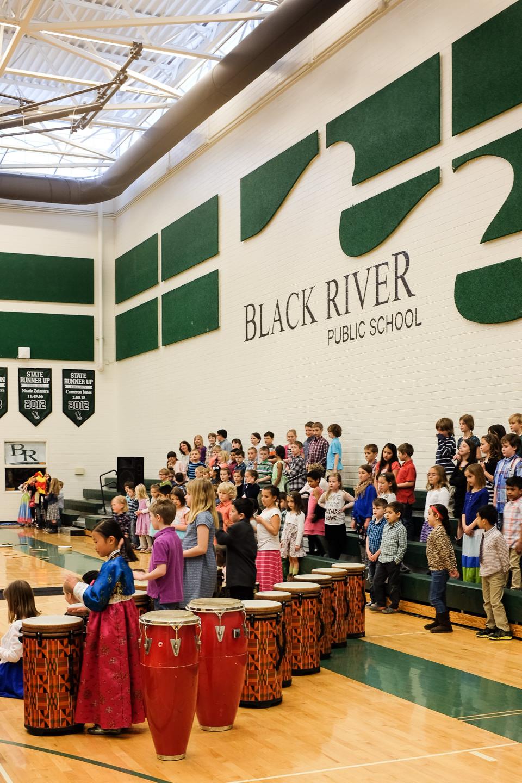 Black River Music Show