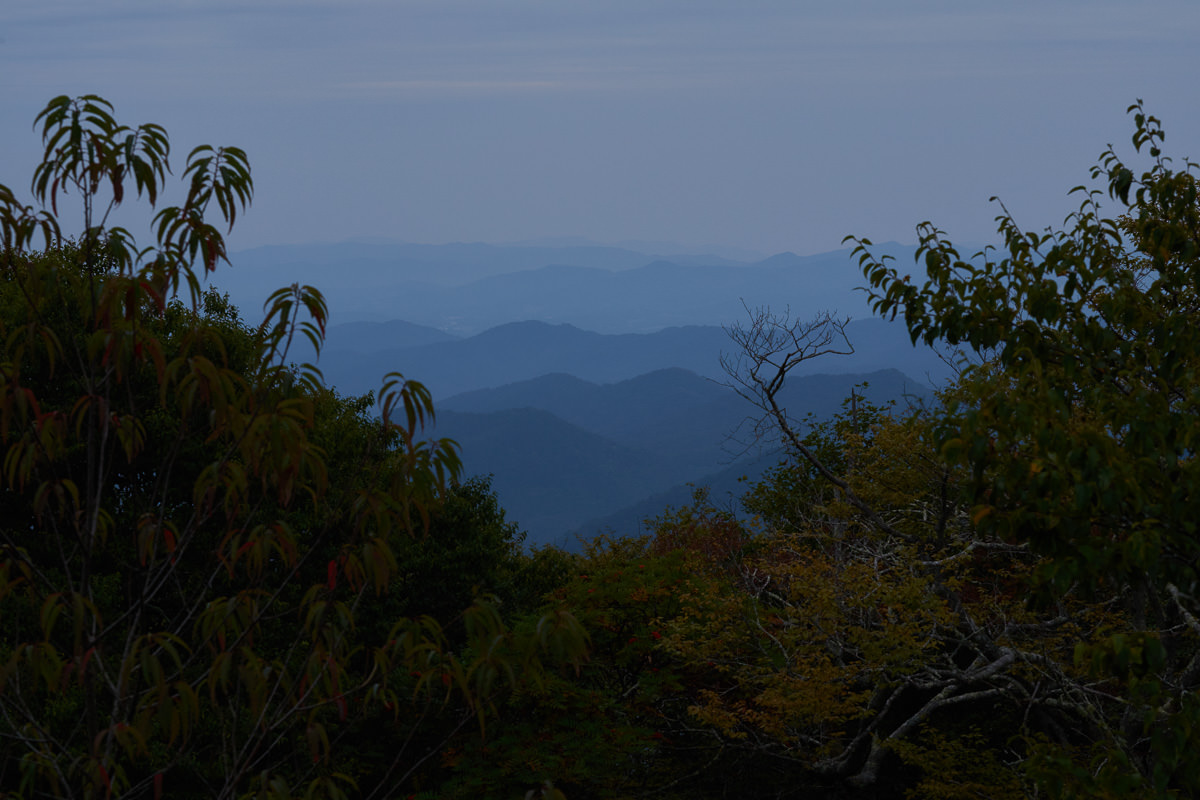 Glassmine Falls Overlook, Blue Ridge Parkway