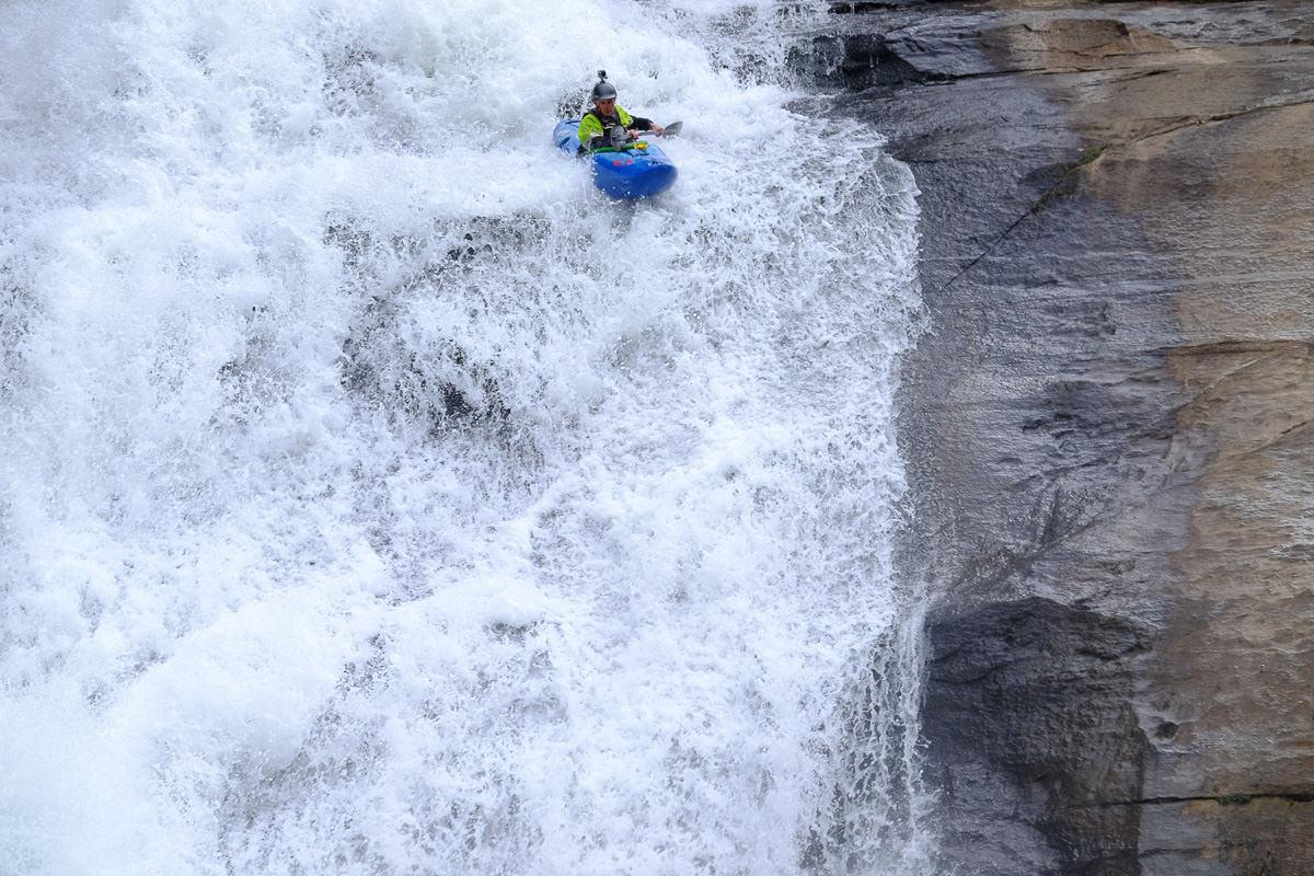 Triple Falls Kayak DuPont