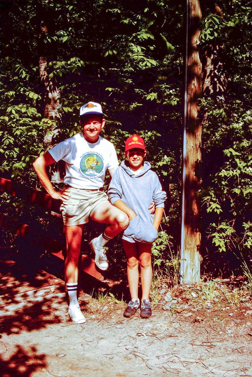 Canoe Trip 1984