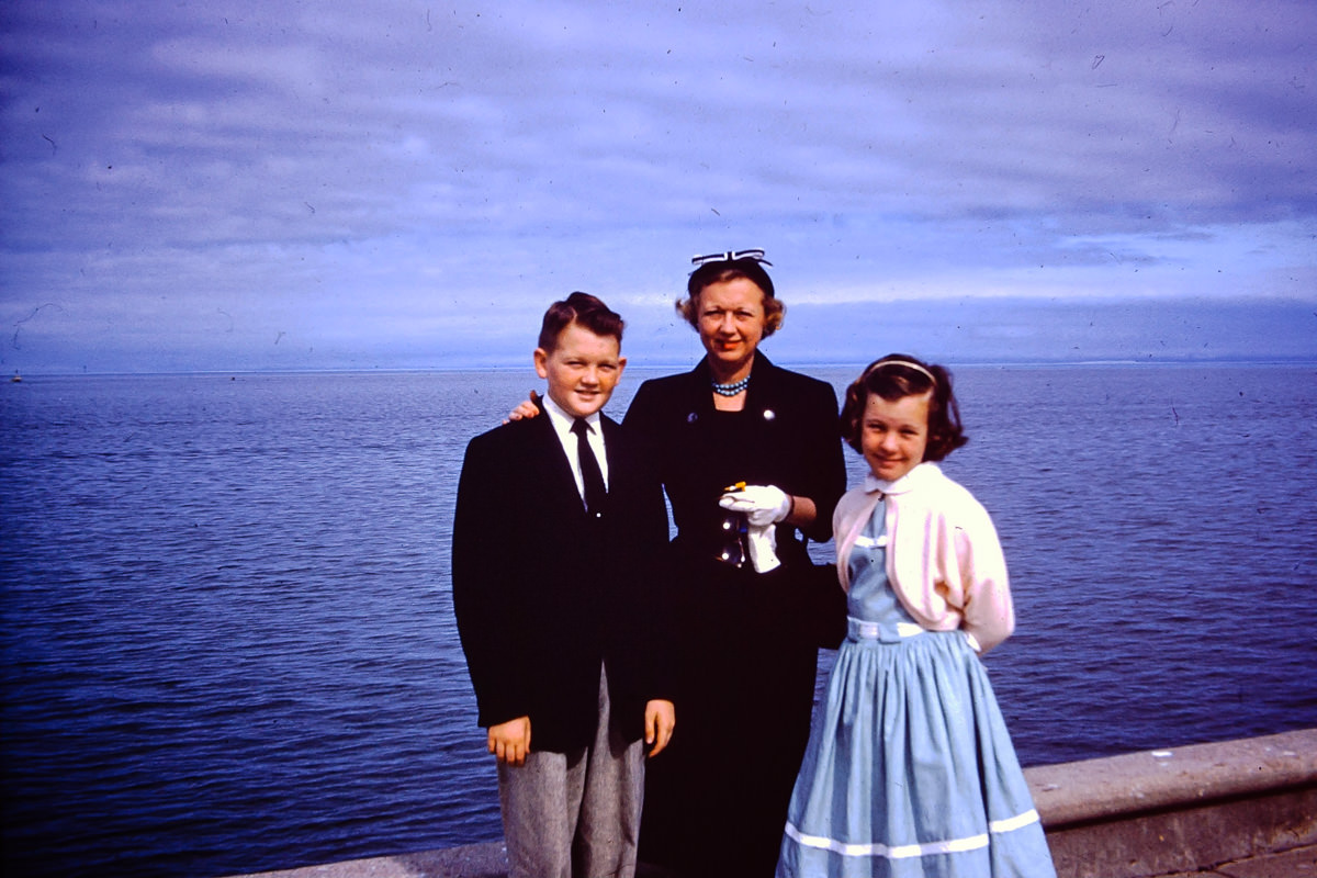 Bill, Fran, Susie