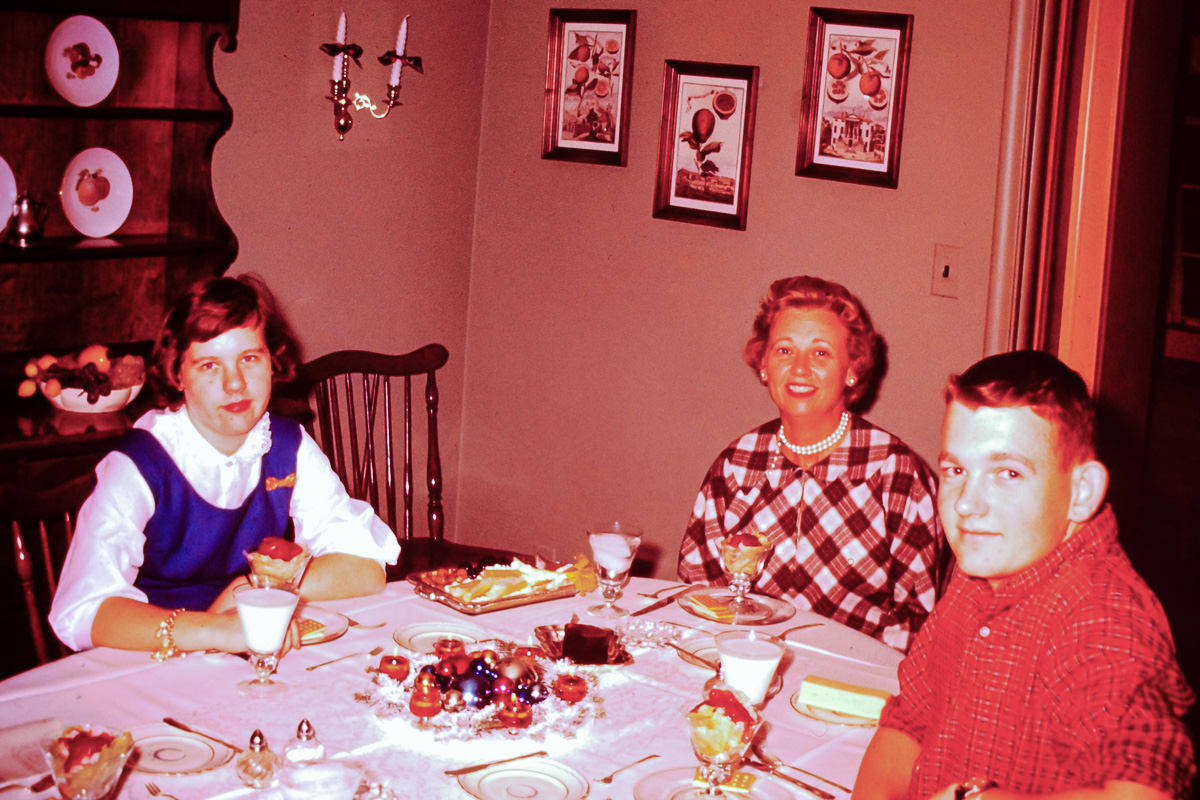 Susie, Fran, Bill