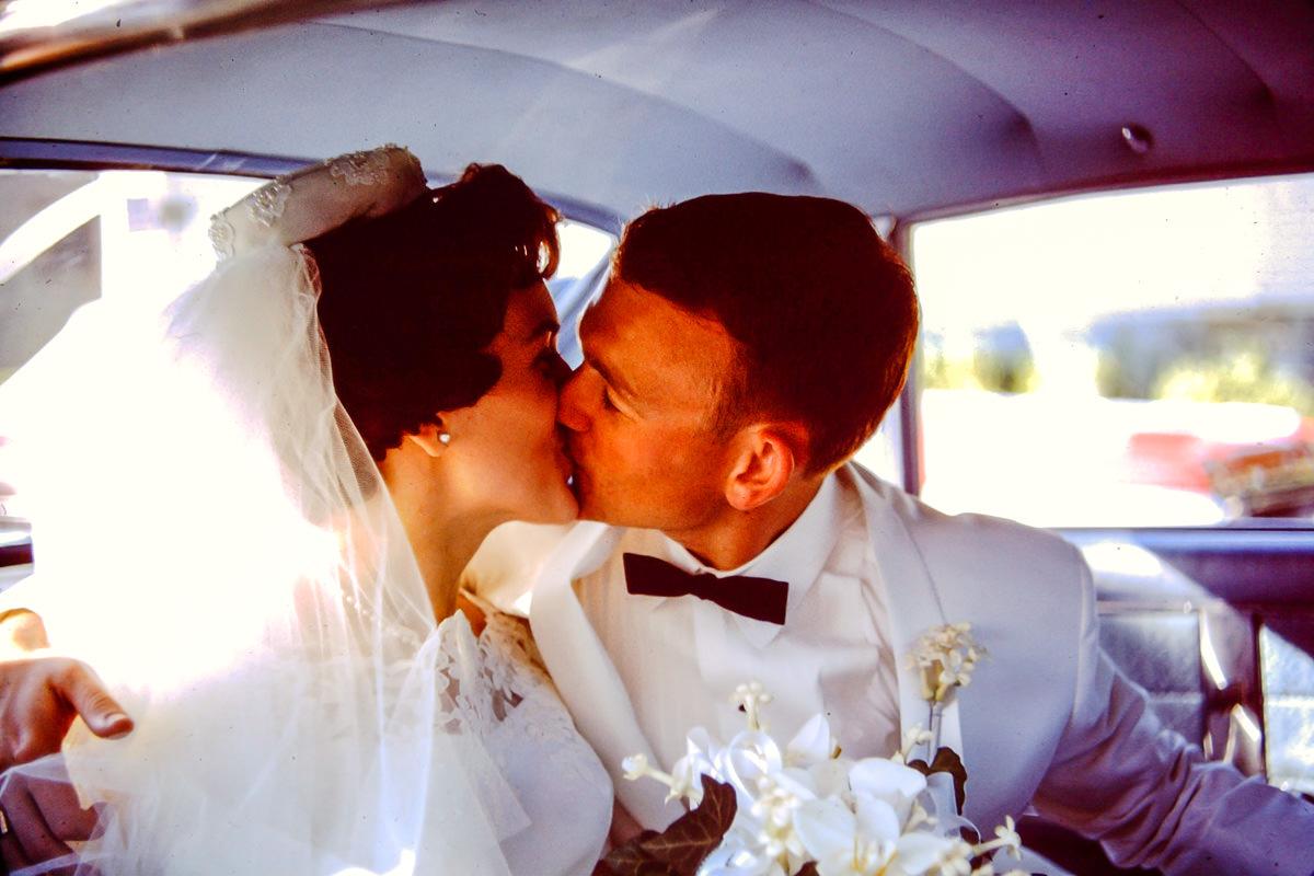 Jan & Bill Wedding/Honeymoon