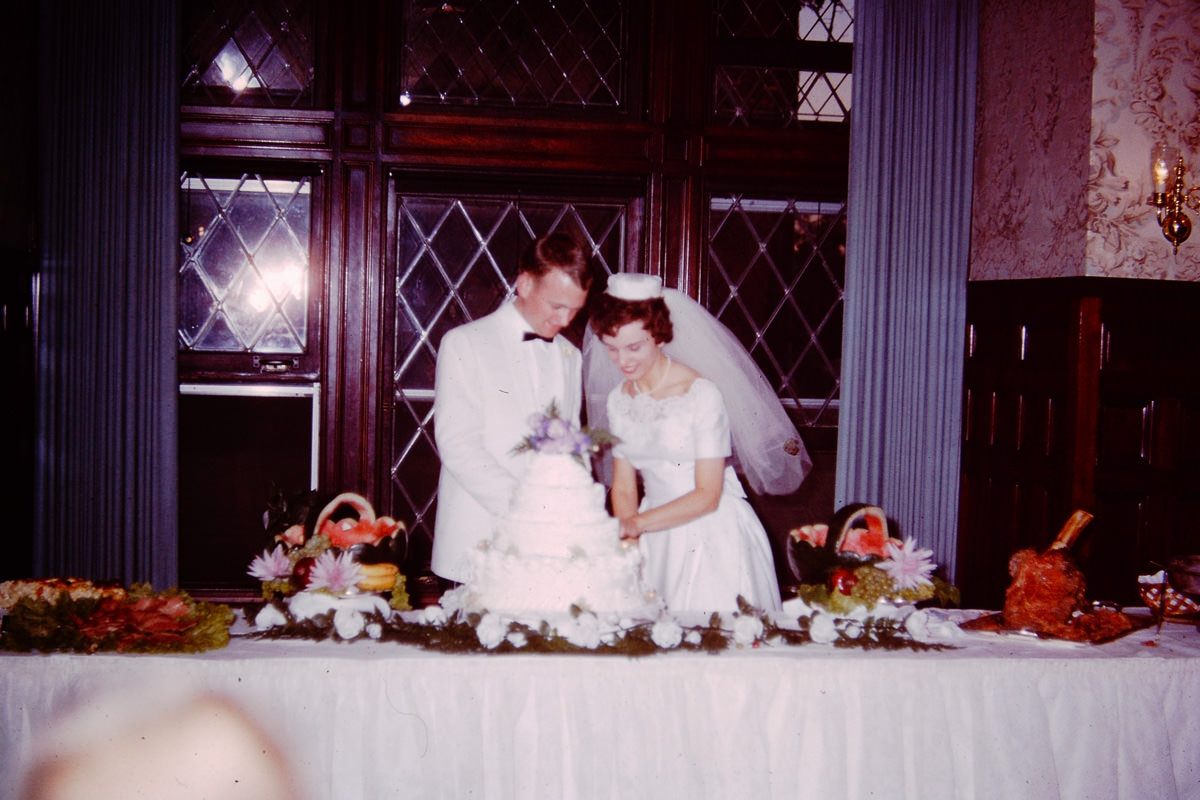 Jan & Bill Wedding/Honeymoon