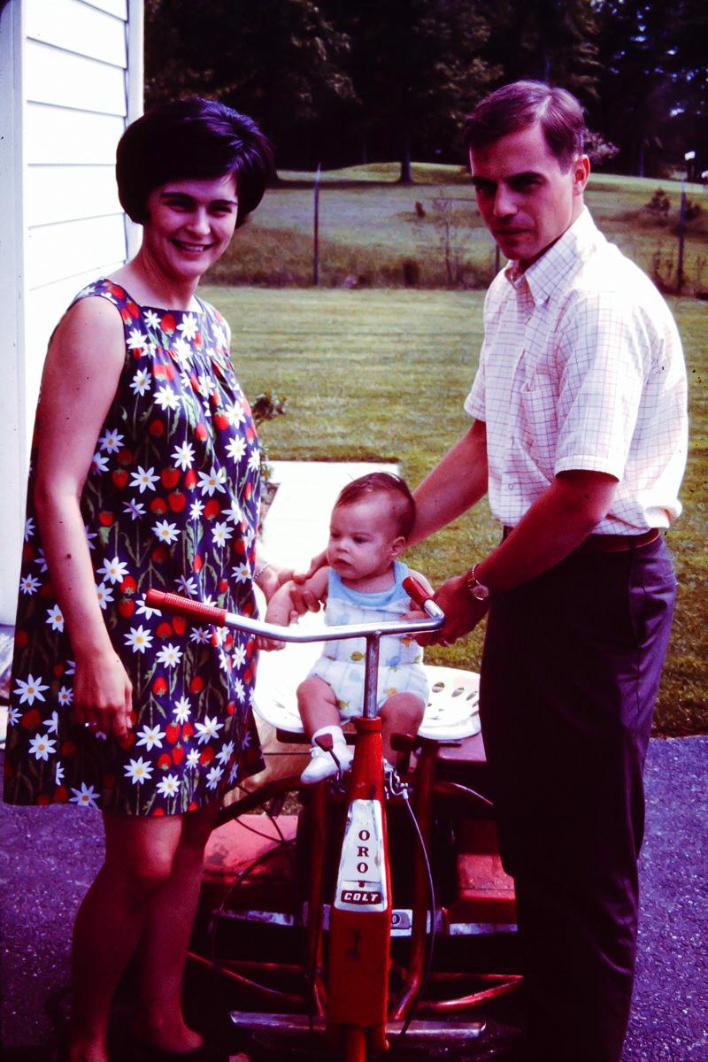 1968: Mary Lou, Dickey, Dick