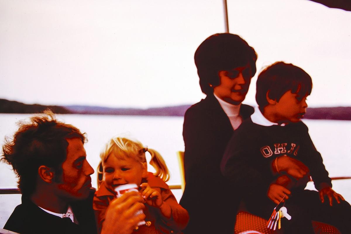 Walloon Lake 1973: I don't even need to say it anymore, do I?; Dick, Jenny, Mary Lou, Dickey