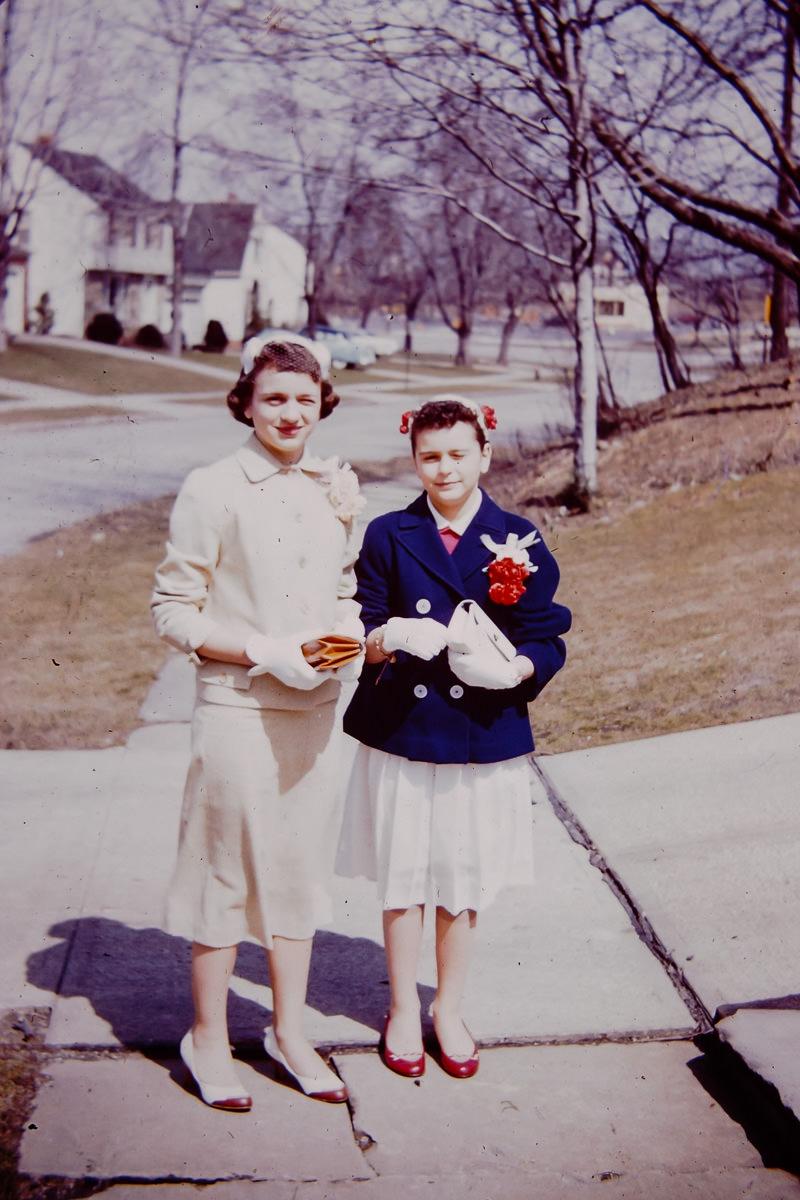 Jan, Mary Lou