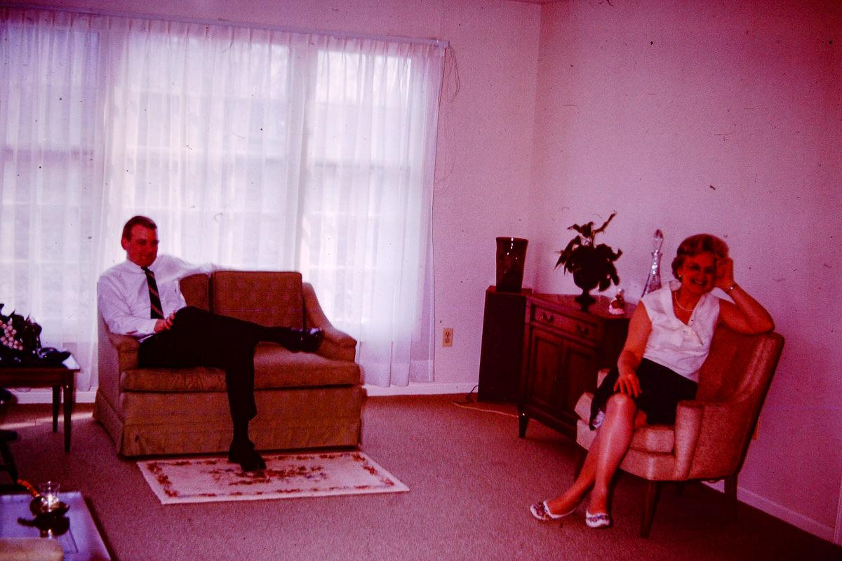 1966: Bill, Joan