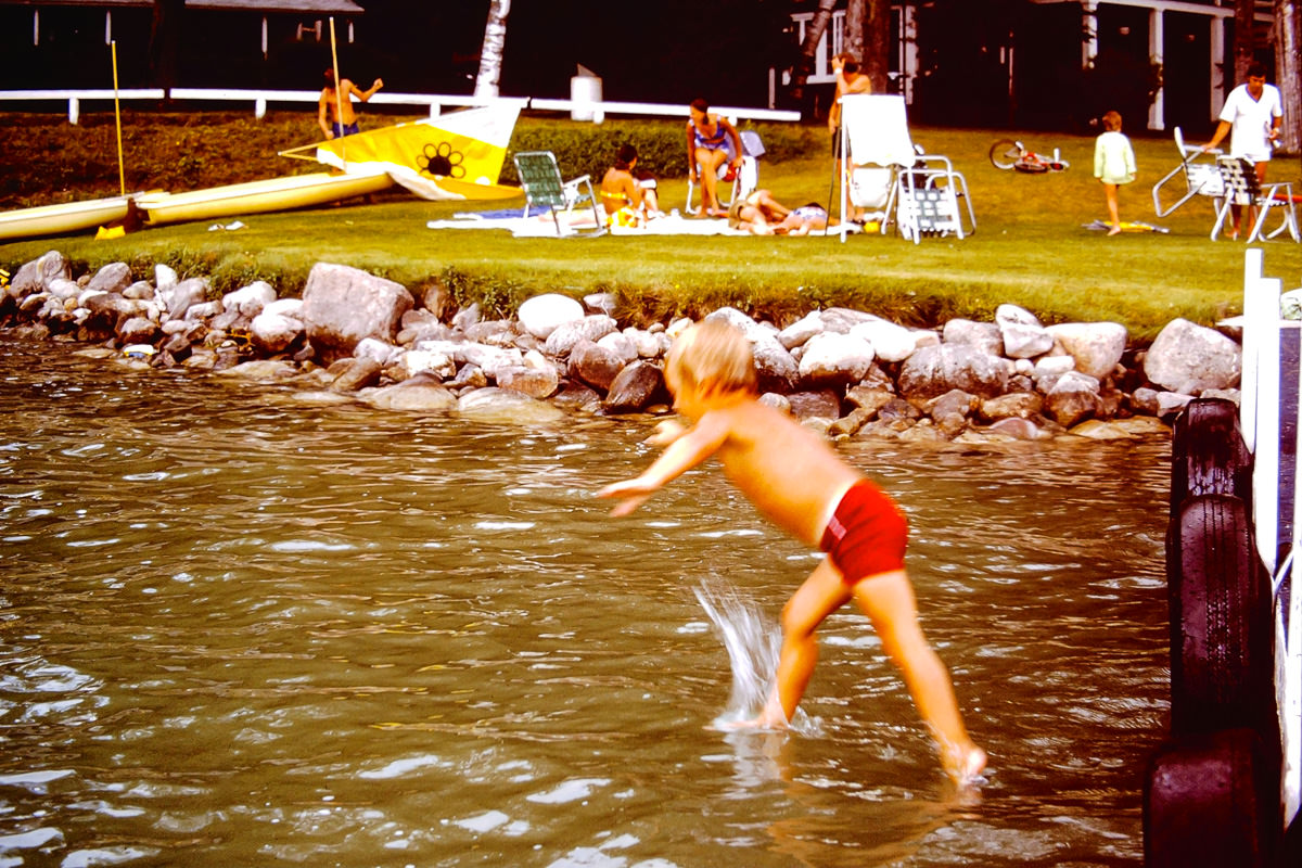 Walloon Lake 1974: Magic Doug