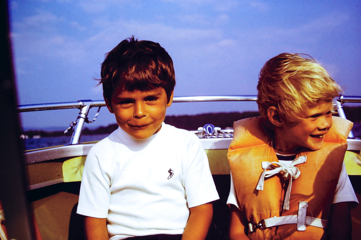 Walloon Lake 1974: Dickey, Rob
