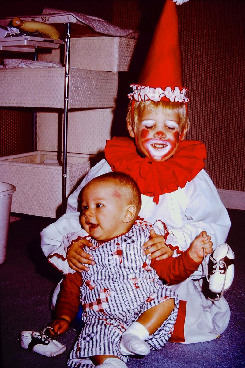 Halloween 1974: Me, Doug
