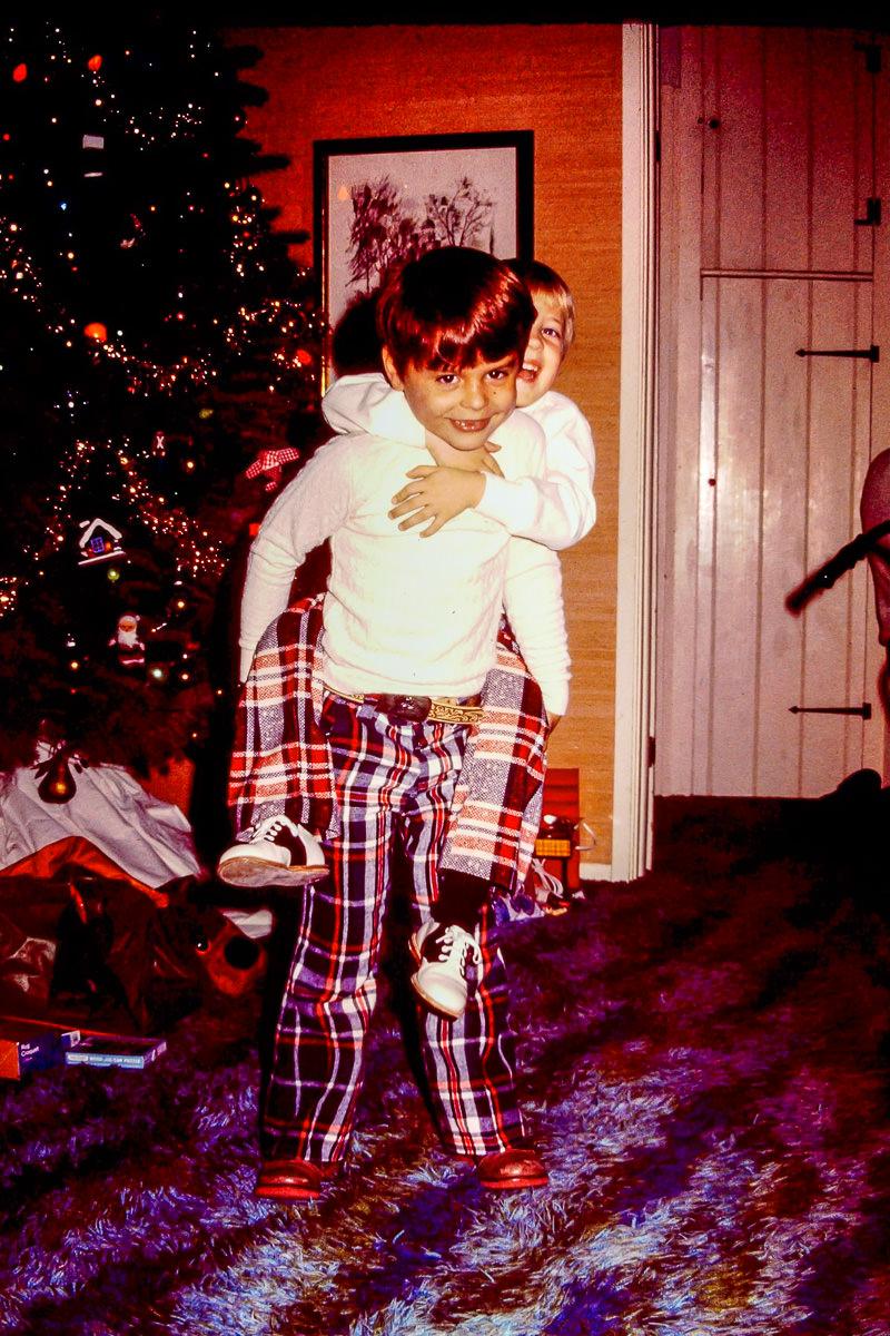 Christmas 1974, Dickey, Doug