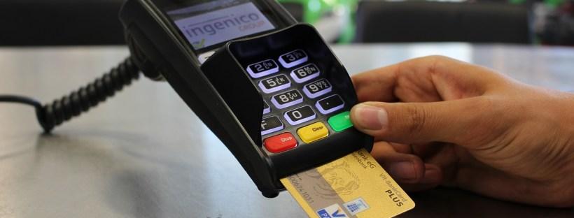 using a card reader