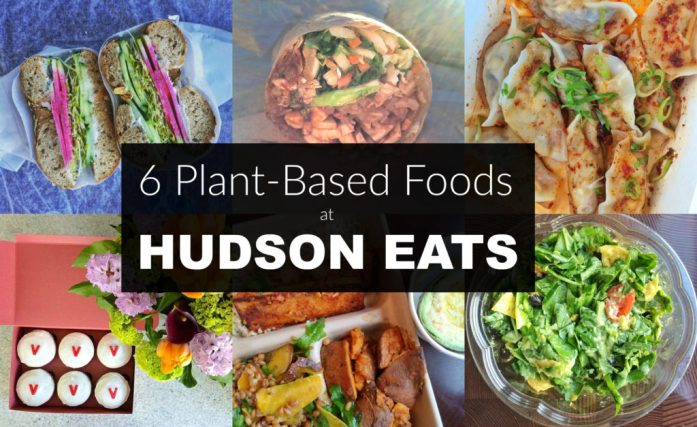 Plant-Based Foods at Hudson Eats