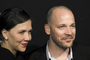 Peter Sarsgaard and Maggie Gyllanhall, above, and Vera Farminga, below, pose for pictures during the red carpet event for the Cinema Vanguard Awards at the Lobero Theater.