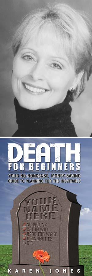Author Karen Jones
