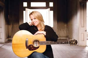 Mary Chapin Carpenter brings her seemingly never-ending tour to the Lobero Theatre. Courtesy photo