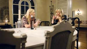 """Melissa Peterman, left, and writer-director-actor Cathryn Michon star in """"Muffin Top: A Love Story."""" Deraney PR"""